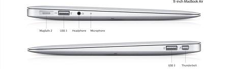 bán Macbook 11 inch cũ MC969 chính hãng tại Hà Nội