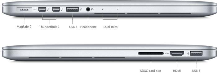 bán Macbook Retina 13 inch cũ MGX72 giá rẻ chính hãng