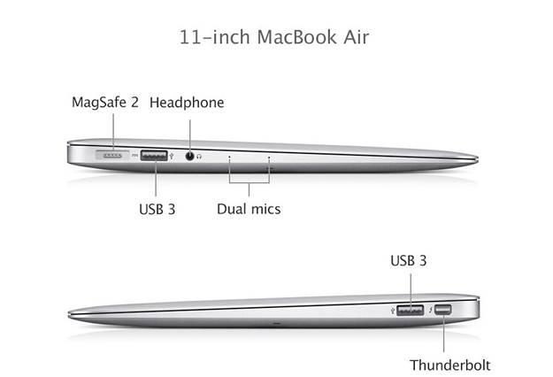 bán macbook Air 11 inch cũ chính hãng