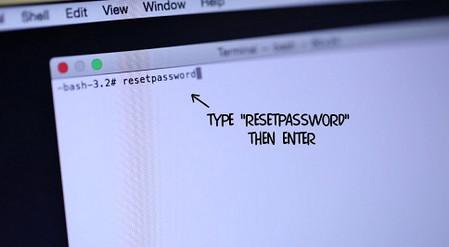 cách truy cập vào Macbook Air cũ khi bạn quên mật khẩu