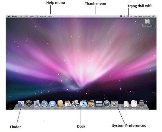 cách sử dụng Macbook Air đúng cách cho người mới