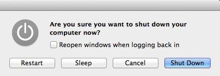 phím tắt có thể bạn chưa biết trên Macbook