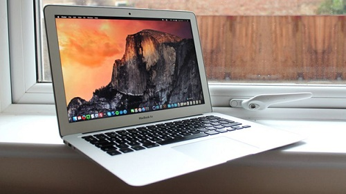 Apple ra mắt Macbook Air mới