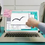 MacBook Air cũ có thể dùng màn hình cảm ứng với AirBar