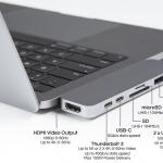 Phụ kiện cần thiết nhất trên MacBook Pro 2016