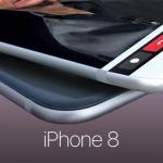 touch bar trên iphone 8