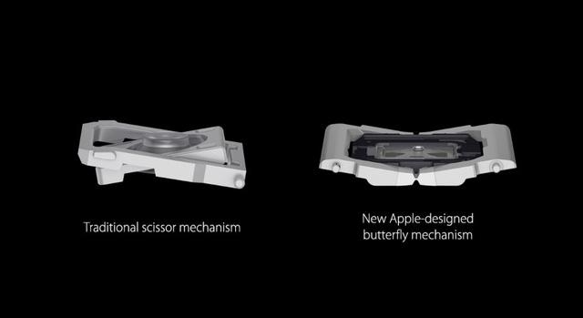 liệt bàn phím ở một số Macbook Pro 12 inch
