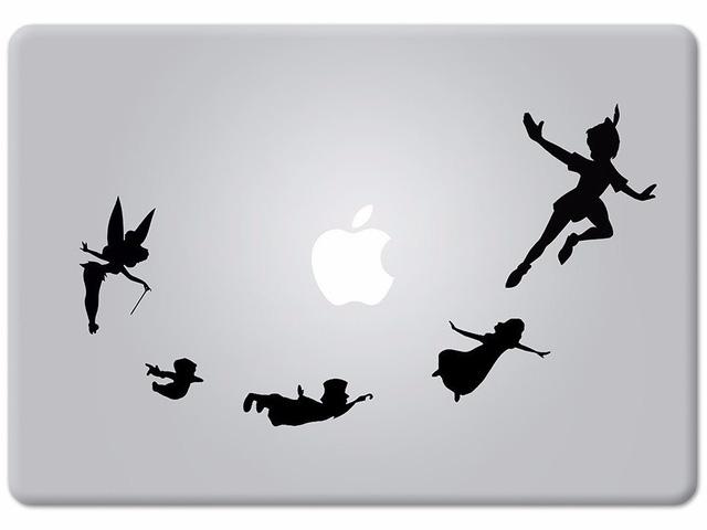 rang trí chiếc Macbook của bạn bằng những sticker