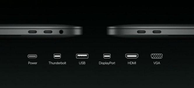 nên biết trước khi mua Macbook Pro 2016