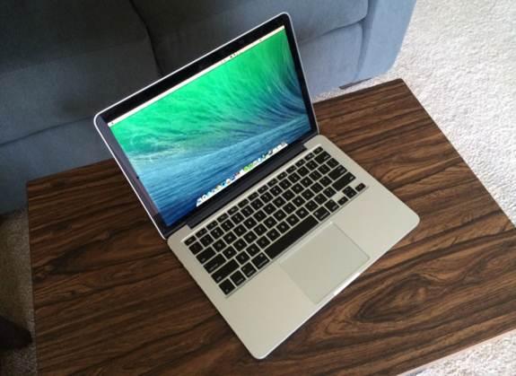 àm mát Macbook Pro cũ chính hãng vào mùa hè