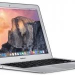 So sánh Macbook Air 13 inch cũ
