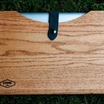 vỏ gỗ thủ công dành cho Macbook Pro 15 inch cũ chính hãng