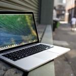 Macbook retina 13 inch cũ