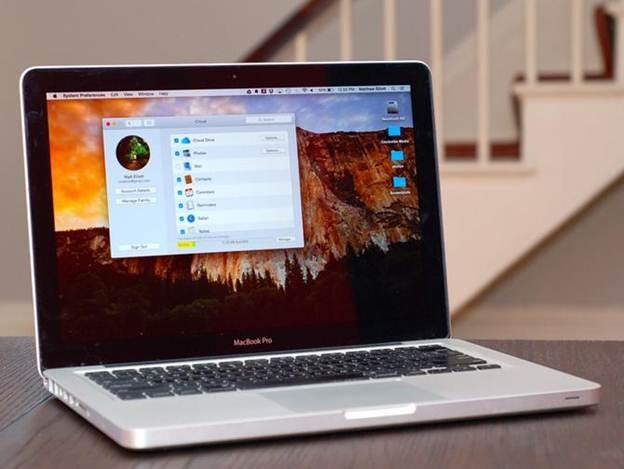 Macbook Pro cũ giá rẻ nhất