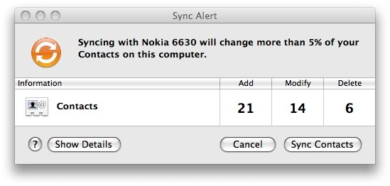 sync điện thoại trên Macbook Retina 15 inch cũ chính hãng